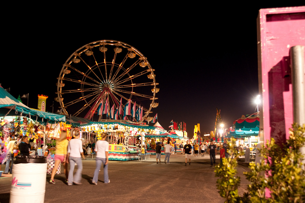 Area Attractions - State Fair