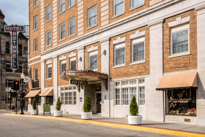 Hotel Bothwell Exterior view. Contact us today!