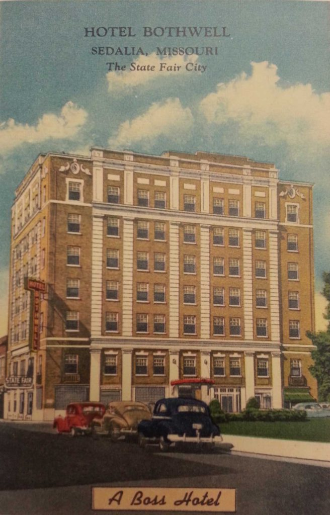 The History Of Hotel Bothwell Starts On June 10 1927 When Was First Opened By John H Has Served As Center Social