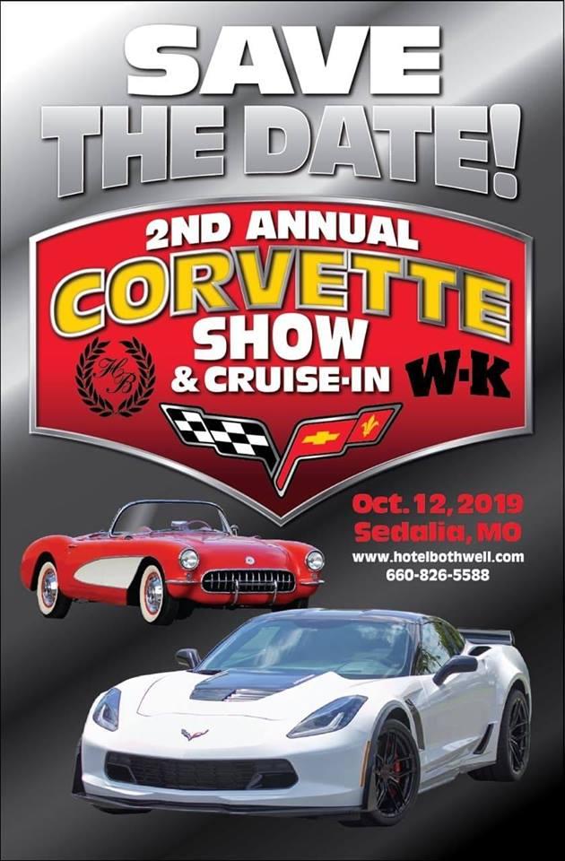 2018 Hotel Bothwell Corvette Show