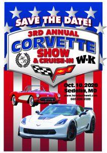 2020 Hotel Bothwell Corvette Show
